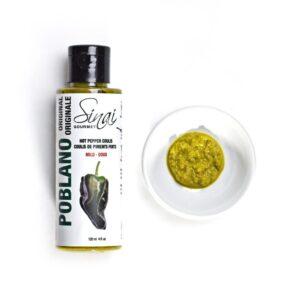 Poblano Original Fresh Hot Sauce